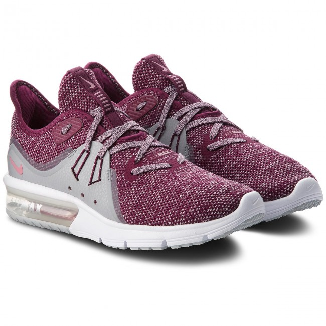 Schuhe NIKE       NIKE                                               Air Max Sequent 3 908993 606 Bordeaux/Elemental Pink 5a1a25