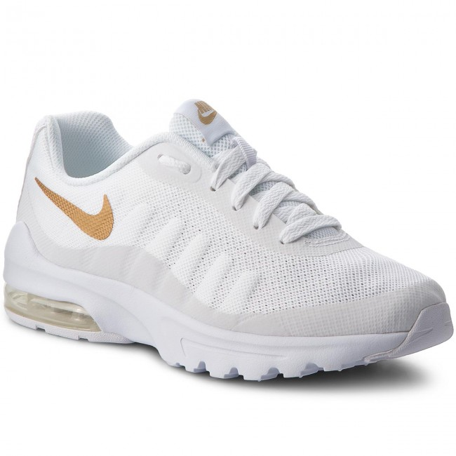Schuhe NIKE                                                      Air Max Invigor (GS) 749572 100 Weiß/Metallic Gold 459079
