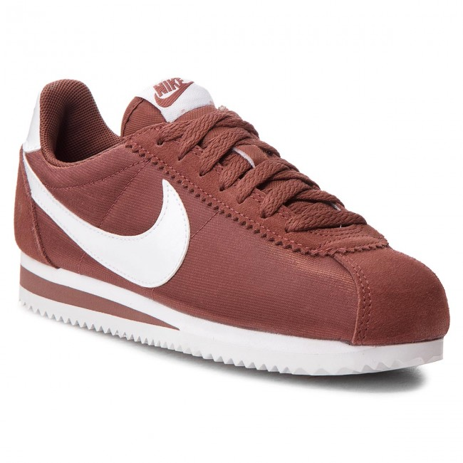 sports shoes 49470 683be Schuhe NIKE - Classic Cortez Nylon 749864 203 Red Sepia/White ...