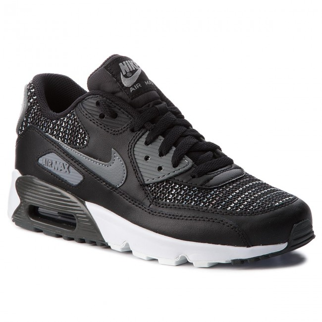 Schuhe NIKE                                                    Air Max 90 Mesh Se (GS) AA0570 002 Black/Cool Grey/Anthracite