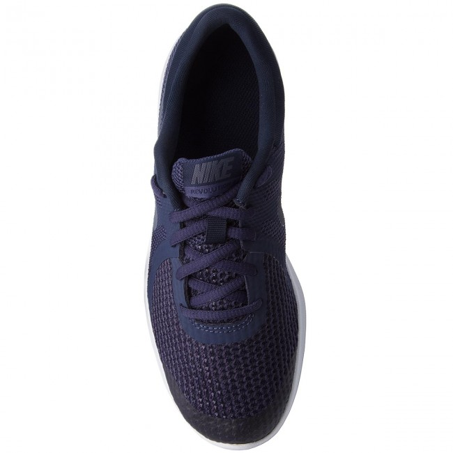 Schuhe NIKE                                                      Revolution 4 (GS) 943309 501 Natural Indigo/Light Carbon f9a3d6