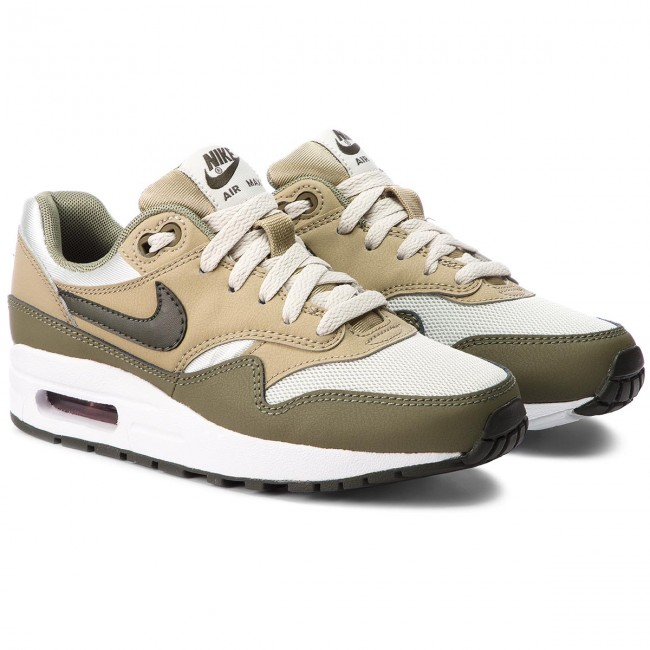 Schuhe NIKE                                                      Air Max 1 (GS) 807602 200 Medium Olive/Sequoia 664ddd