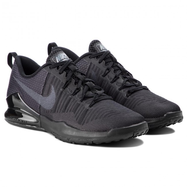 Schuhe NIKE-Zoom Train schwarz/Mtlc Action 852438 010 schwarz/Mtlc Train Hematite/Dark Grau 830c91