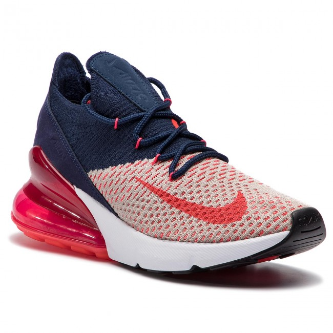 63fb7a7d88289c Schuhe NIKE - Air Max 270 Flyknit AH6803 200 Moon Particle Red Orbit ...