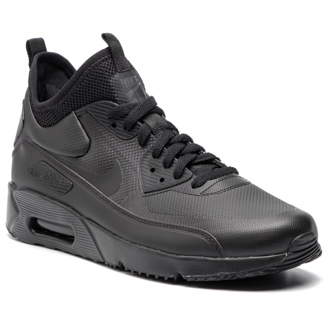 1857a9c7f6628d Schuhe NIKE - Air Max 90 Ultra Mid Winter 924458 004 Black Black Anthracite