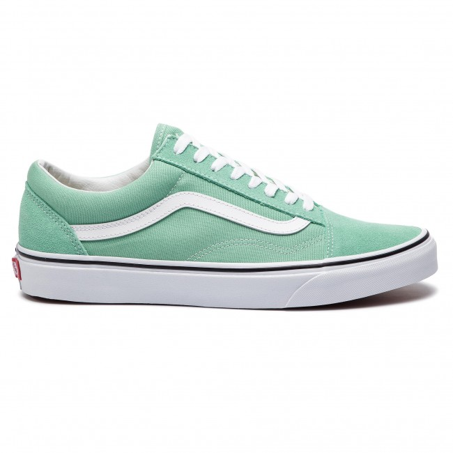 Turnschuhe VANS Old Skool VN0A38G1VMX1 Neptune GreenTrue White