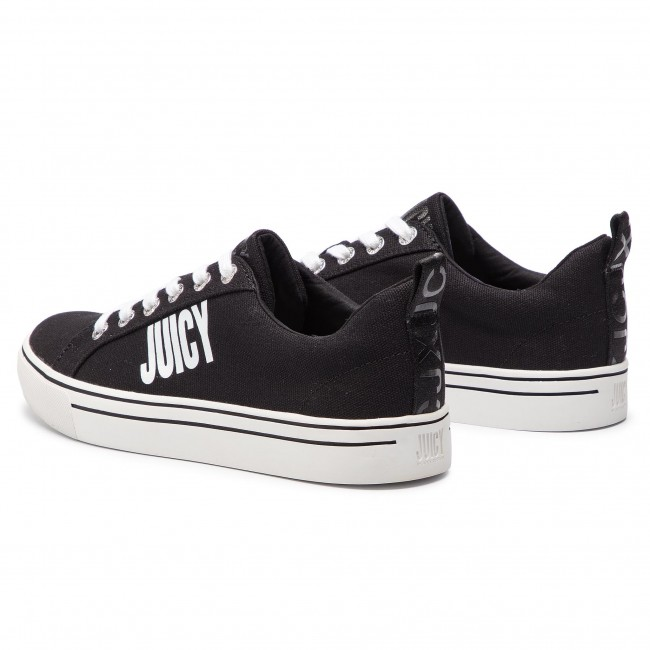 Damenschuhe Halbschuhe Turnschuhe Turnschuhe JUICY BY JUICY JUICY JUICY COUTURE - Charlee JJ167 Pitch schwarz 61371e