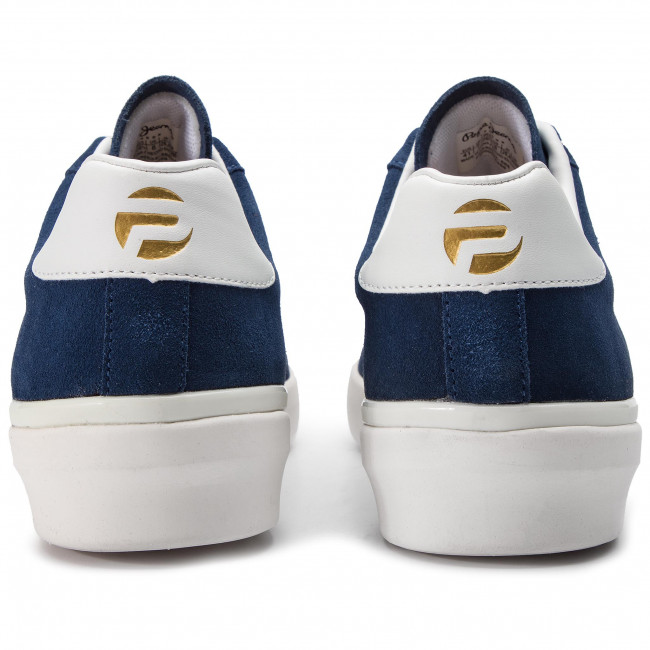 9c3d5a95 Roland Pms30524 Sneakers Suede Pepe 588 Ocean Jeans EH2e9YbWDI