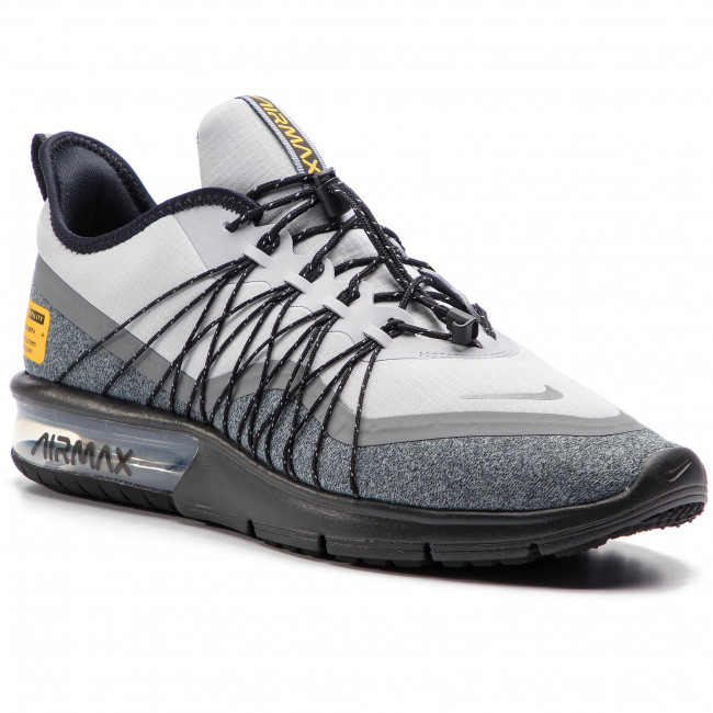 sports shoes 2d0b3 753af Schuhe NIKE - Air Max Sequent 4 Utility AV3236 003 Wolf Grey Reflect Silver