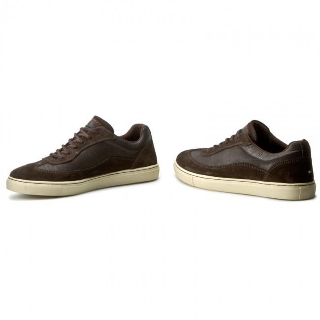 Sneakers TOMMY 8C HILFIGER-Mount 8C TOMMY FM56821267 Coffeebean 212 277f55