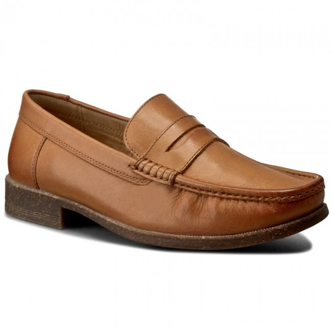 Halbschuhe Mokassins Mokassins LASOCKI FOR MEN - MI07-A537-A393-01 Camel