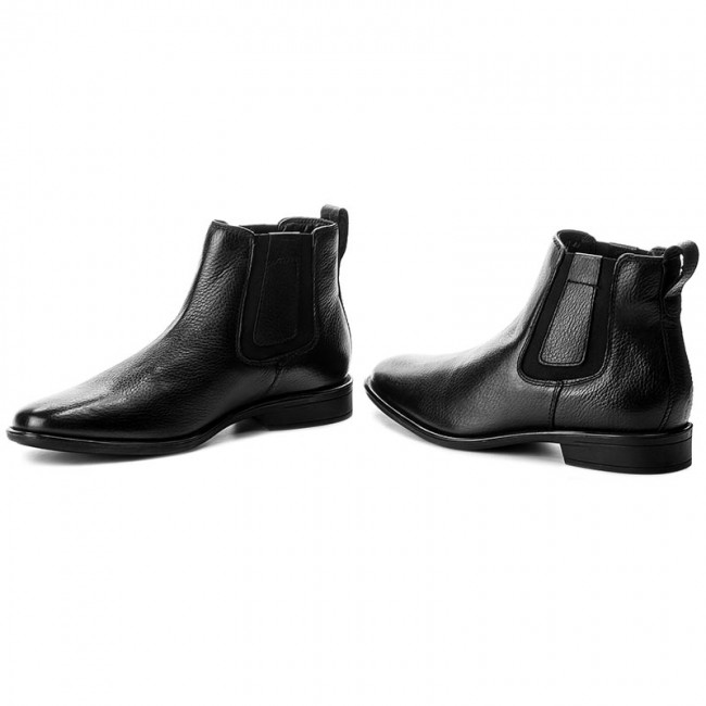 Stiefeletten LASOCKI FOR MEN-MI08-C294-334-01 Schwarz