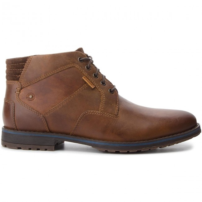 Stiefel und andere Schnürschuhe Schnürschuhe LASOCKI FOR FOR FOR MEN - MB-BOR-01 Brązowy Ciemny a6d8bf