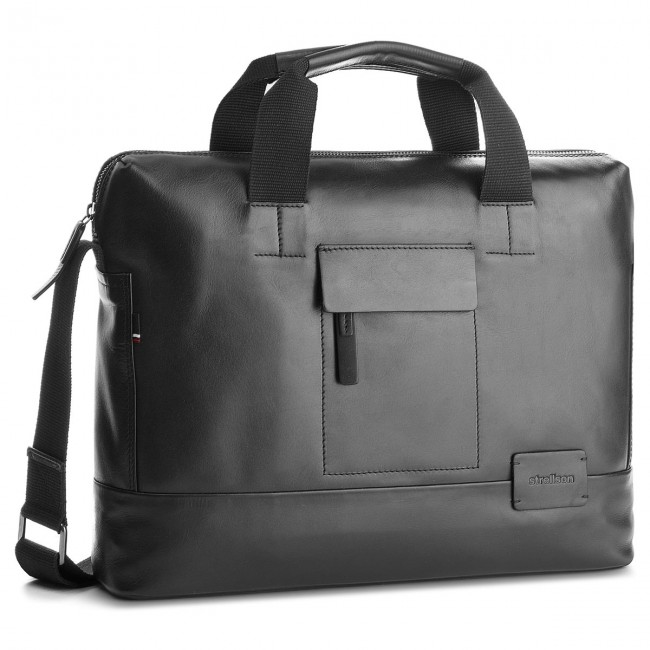 5c92fd3342034 Laptoptasche STRELLSON - Connor 4010002370 Black 900 - Notebook ...