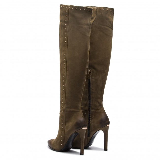 Damenschuhe Stiefel und andere andere andere Overknee Stiefel Overknees CARINII - B4599 I43-000-PSK-A49 c9f10f