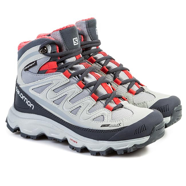 Trekkingschuhe SALOMON Synapse Snow Cs Wp 366779 20 V0
