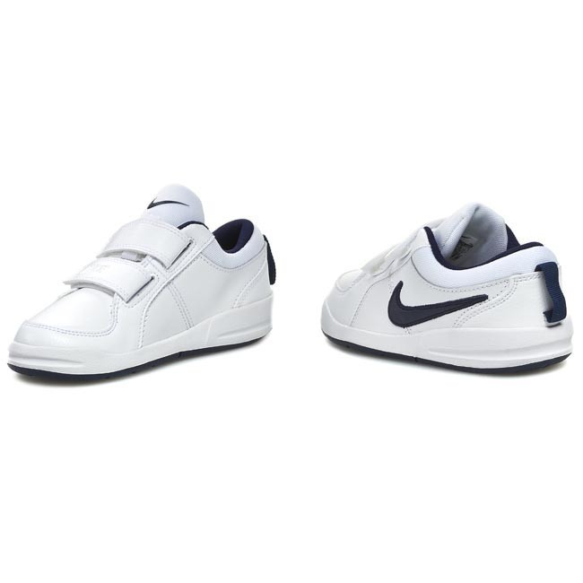 Schuhe NIKE - Pico 4 454500 101 White/Midnight Navy