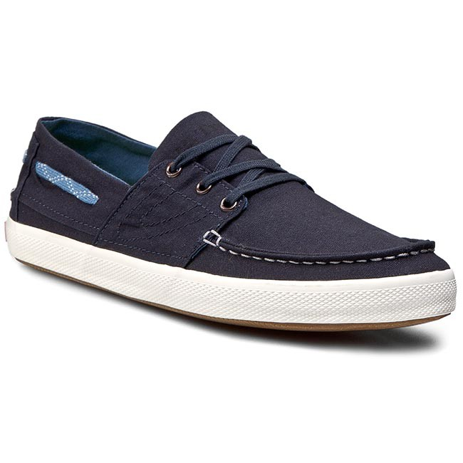 Mokassins TRETORN-Otto Canvas 47 295502 Dark Navy