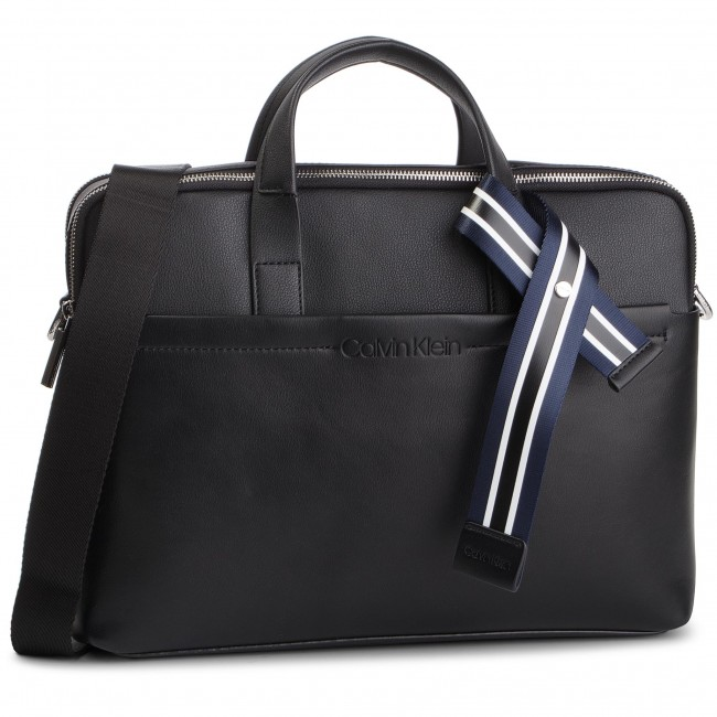 025f1d7509fa6 Laptoptasche CALVIN KLEIN - Flex 2 Gusset Laptop Bag K50K504387 001 ...