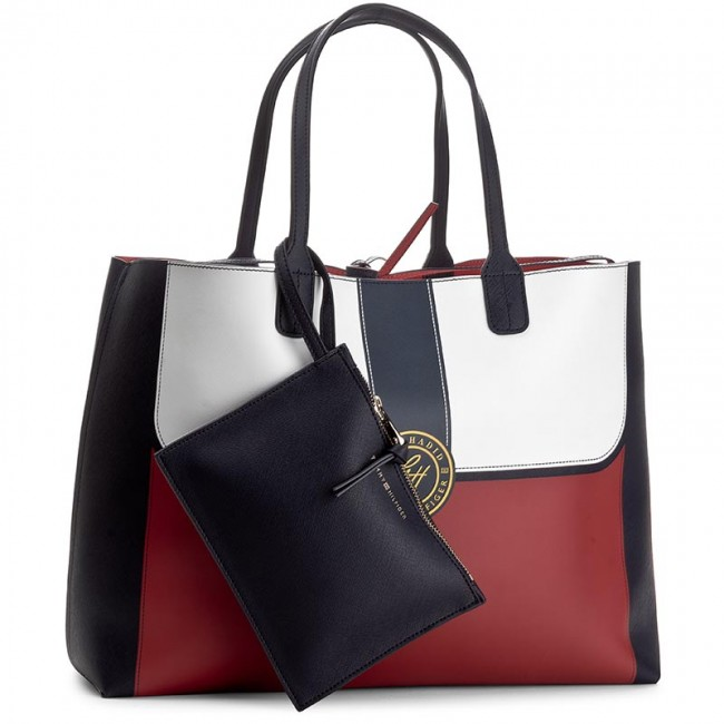 9477d66d39 Tasche TOMMY HILFIGER - Gigi Hadid City Tote AW0AW03905 902 ...