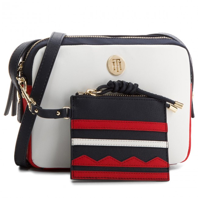 03d943d64329a Tasche TOMMY HILFIGER - Tommy City Crossover AW0AW05459 901 ...