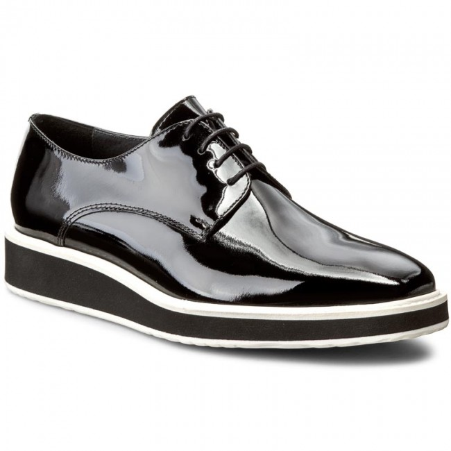 Oxfords GINO ROSSI                                                      Isa DPG975-S14-0600-9900-0 99 5fd99c