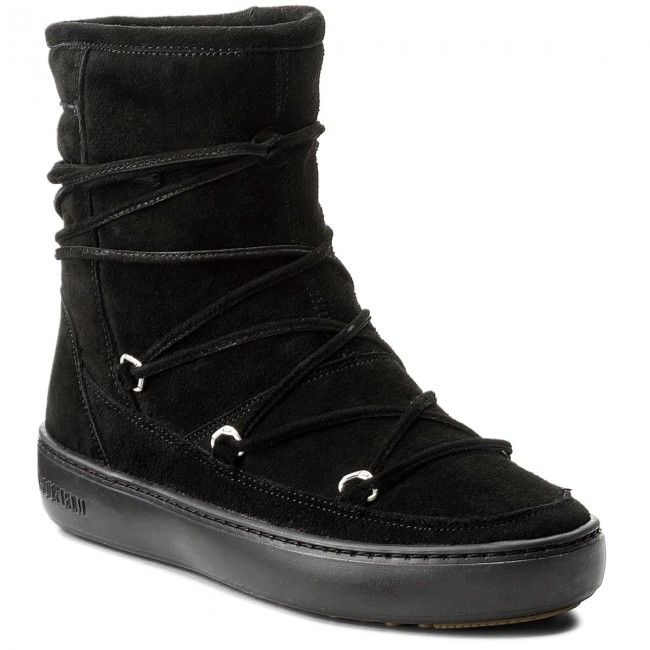 Schneeschuhe MOON BOOT Pulse Mid 241017 Black