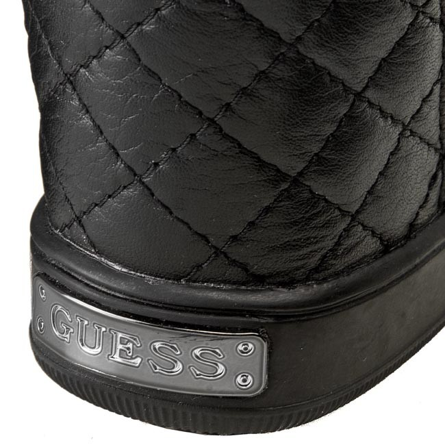 Sneakers GUESS Furr FL4FUR SUE12 BLACK