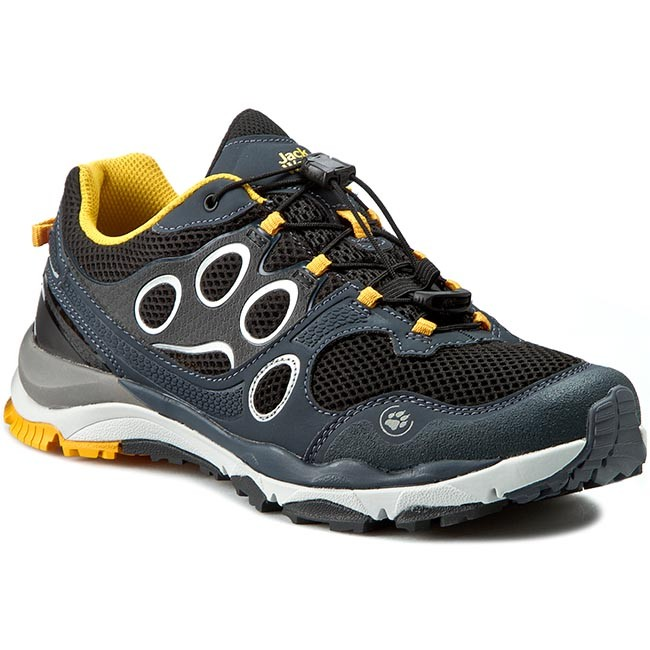 Schuhe JACK WOLFSKIN Trail Excite Low M 4018741 3800075 Burly Yellow