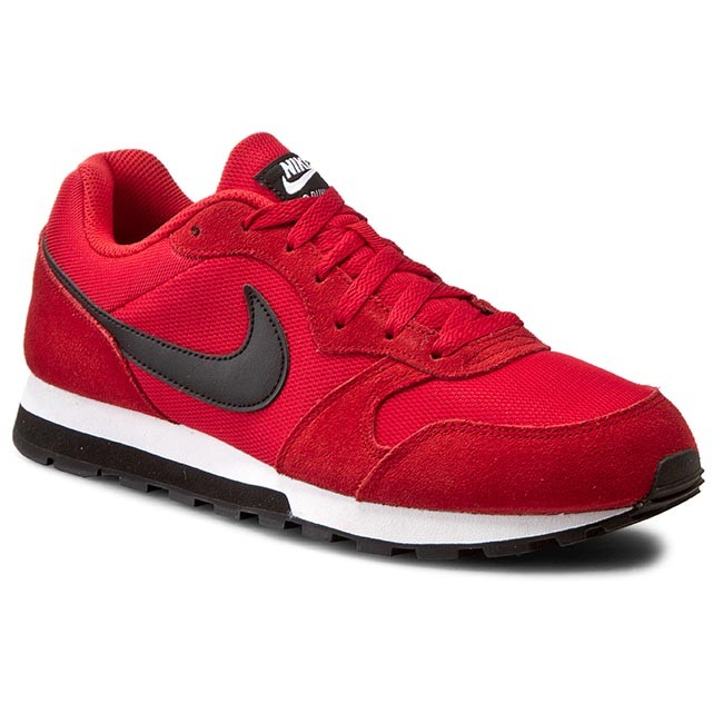 Schuhe NIKE Md Runner 2 749794 601 University RedBlackWhite