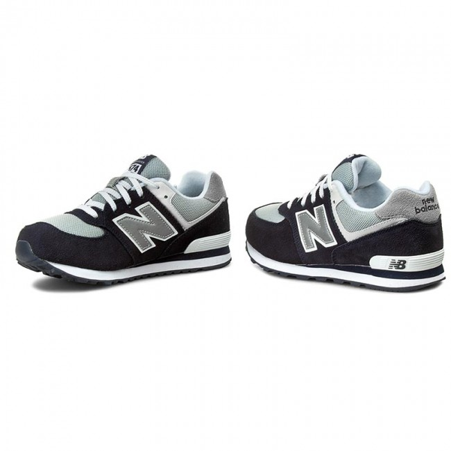 sneakers new balance kl574nwg dunkelblau schn rschuhe. Black Bedroom Furniture Sets. Home Design Ideas