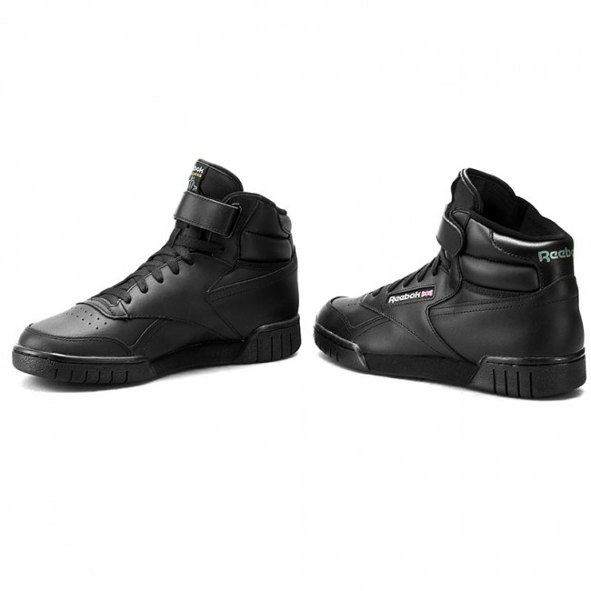 Schuhe Reebok Ex O Fit Hi 3478 Black Int