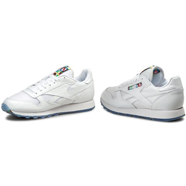 Schuhe Reebok Cl Leather Bf AR1685 White Ice
