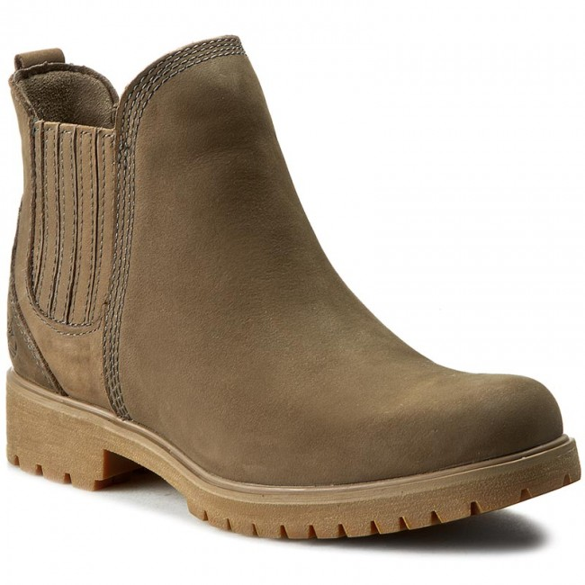 Stiefeletten TIMBERLAND Lyonsdale Chelsea A199Z Canteen