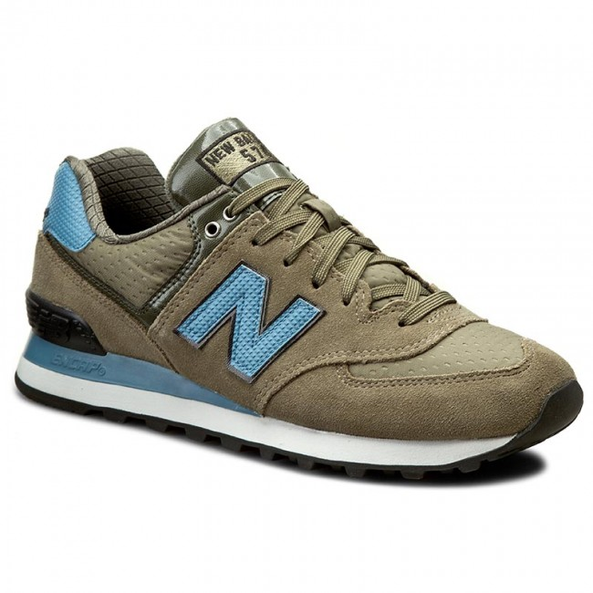 Sneakers NEW BALANCE - ML574CUD Grün
