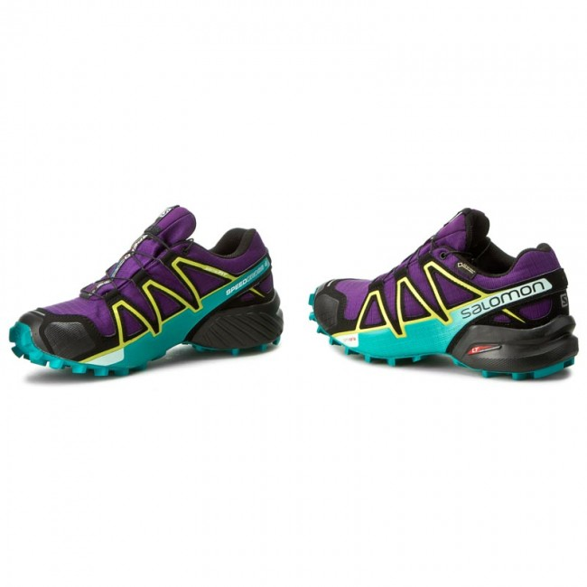 Salomon Schuhe SALOMON Speedcross 4 Gtx W 392405 20 G0