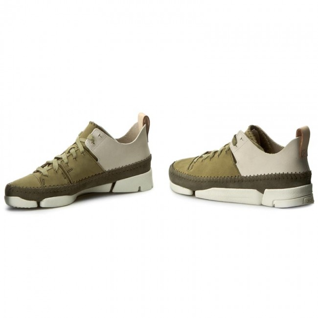 Damenschuhe Olive Clarks Originals Trigenic Flex W