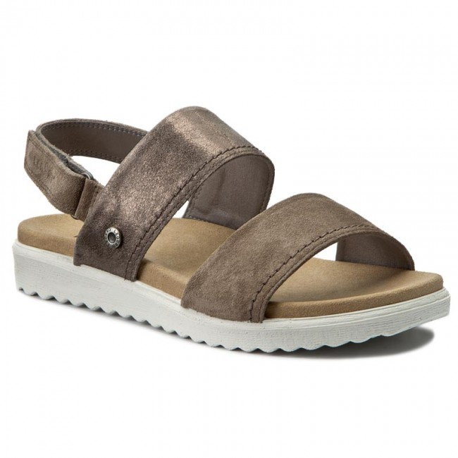 new images of best choice new high quality Sandalen LEGERO - 0-00700-38 Taupe Savona