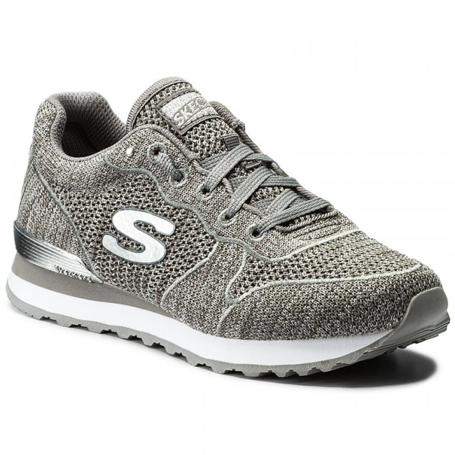 huge selection of 88cbc 8fa8f Schuhe SKECHERS - Low Flyers 709/GYSL Gray/Silver
