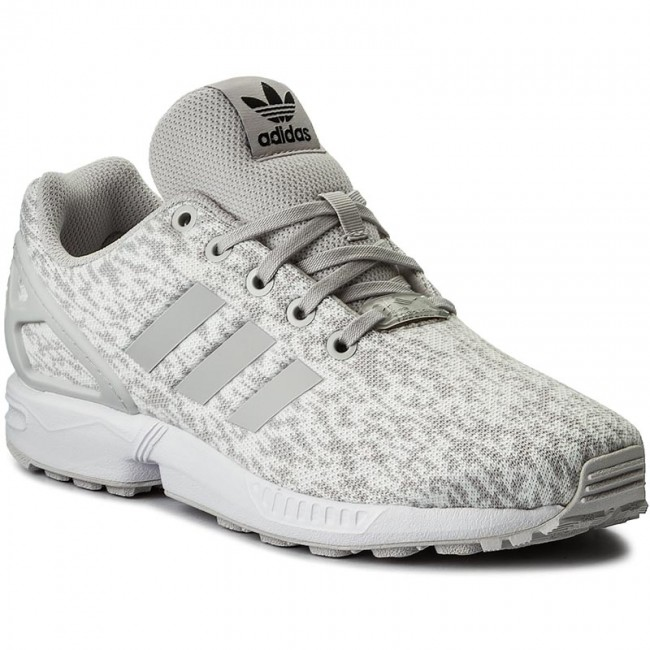 Schuhe adidas Zx Flux J BY9830 GreonaGreoneFtwwht