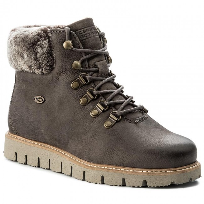 first rate 100% high quality biggest discount Stiefeletten CAMEL ACTIVE - Ice 875.71.13 Dk Grey