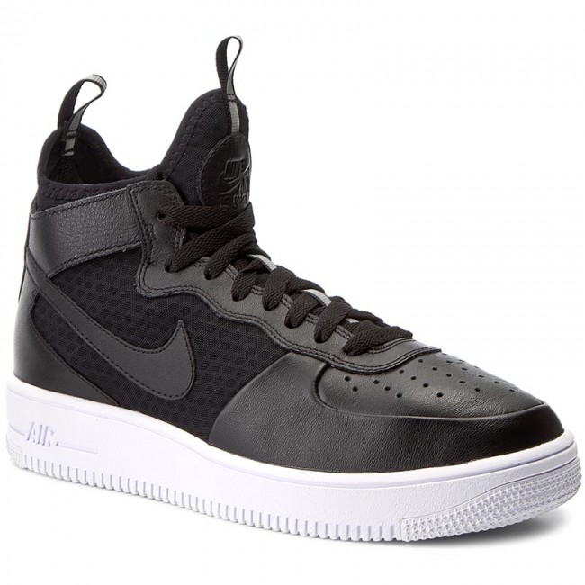 nike air force 1 ultraforce mid schwarz