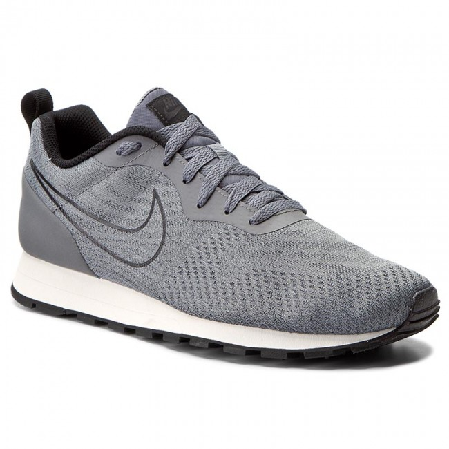 Schuhe NIKE Md Runner 2 Eng Mesh 916774 001 Cool GreyCool Grey Black Sail