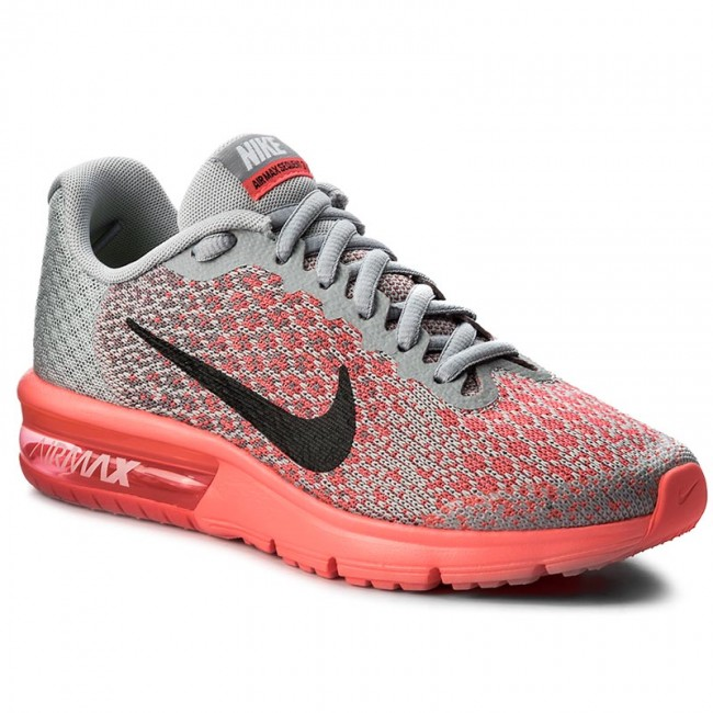 Nike Air Max Sequent 2 Neon Orange Damen Online, Sportschuhe