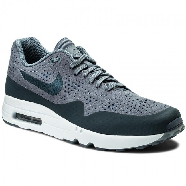 Schuhe NIKE Air Max 1 Ultra 2.0 Moire 918189 400 Armory BlueAmory Navy
