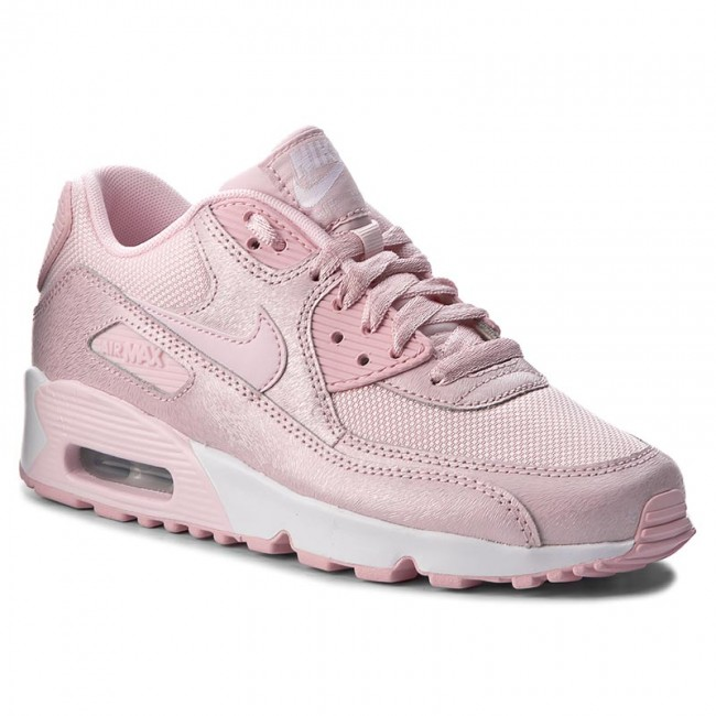 Nike Air Max 90 SE Leather GS Schuhe pink