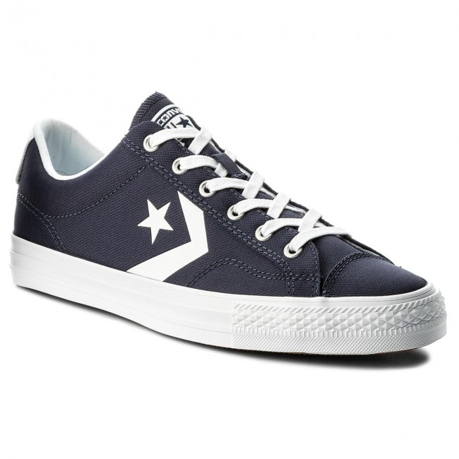 Turnschuhe CONVERSE Star Player Ox 155408C Athletic Navy