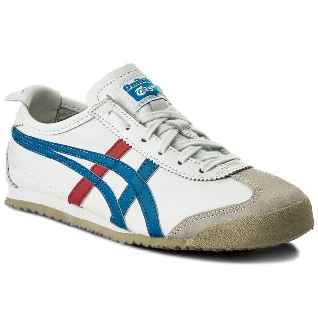 Sneakers ASICS - ONITSUKA TIGER Mexico 66 DL408 White/Blue 0146
