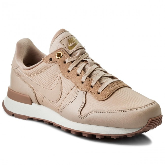 internationalist prm w nike schuhe beige