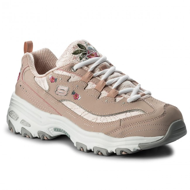 Sneakers SKECHERS Bright Blossoms 11977LTPK Light Pink BnwnJ